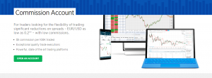 Forex.com Commission Account